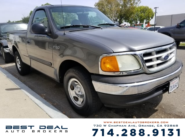 2004 Ford F-150 Heritage XLT Front air conditioning Front airbags - dual In-Dash CD - single dis