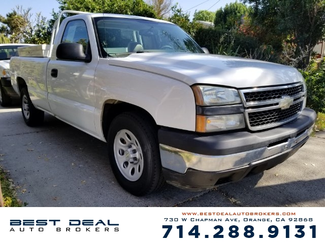 2006 Chevrolet Silverado 1500 LS Front air conditioning - automatic climate control Front air con