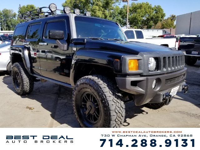 2006 HUMMER H3 SPORT UTILITY 4-DR Front air conditioning - automatic climate control Front air c
