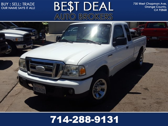 2007 Ford Ranger XLT Front air conditioning -  Front air conditioning zones - single Airbag deac