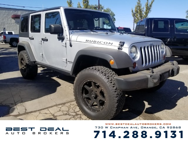 2008 Jeep Wrangler Unlimited Rubicon Front air conditioning Front air conditioning zones - single