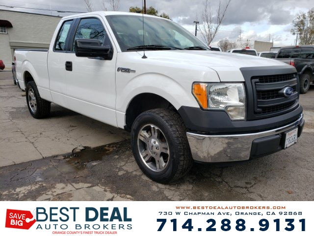 2013 Ford F-150 XL Front air conditioning Front air conditioning zones - single Airbag deactiva
