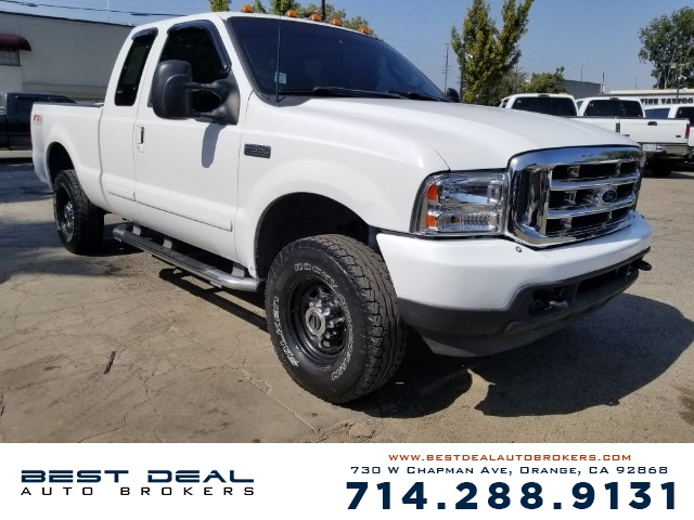 2003 FORD F-350 SUPER DUTY XLT