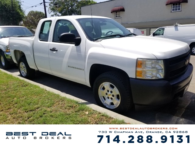 2008 Chevrolet Silverado 1500 LT1 Long Box Front air conditioning Front air conditioning zones - s