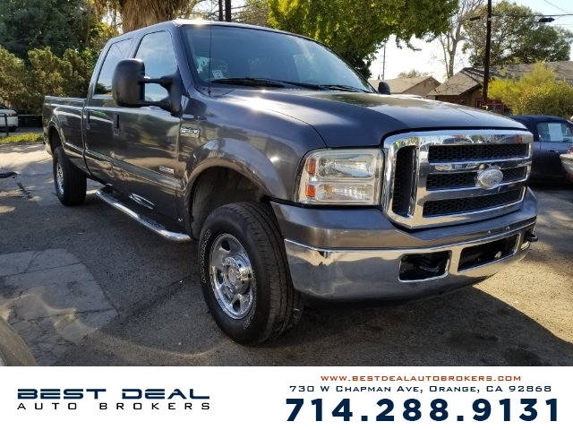 2006 Ford F-250 Super Duty XLT Front air conditioning Front airbags - dual In-Dash CD - single