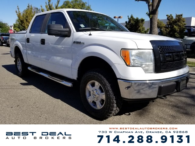 2009 Ford F-150 XLT SuperCrew 65-ft Front air conditioning Front air conditioning zones - single
