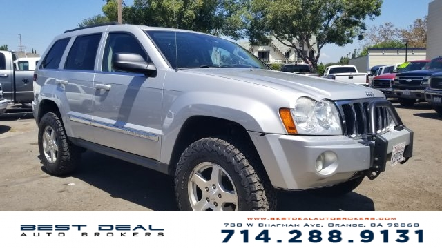 2007 Jeep Grand Cherokee Limited Hassle Free Financing we take trades hablamos espaolGrea