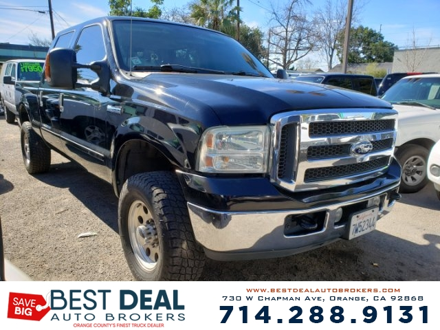 2005 Ford F-250 Super Duty XLT Crew Cab Front air conditioning - Array automatic climate control