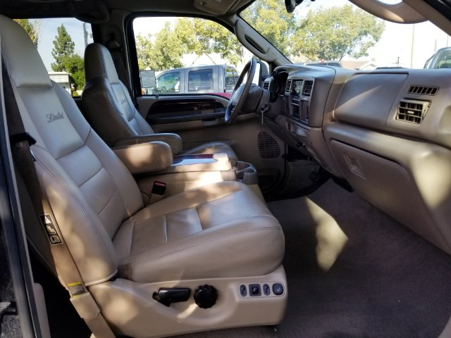 2004 FORD EXCURSION LIMITED