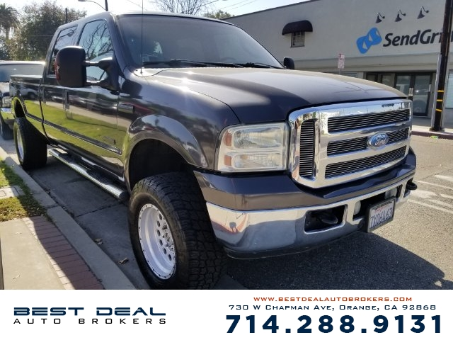 2005 Ford F-350 Super Duty Lariat Front air conditioning - Array automatic climate control Front