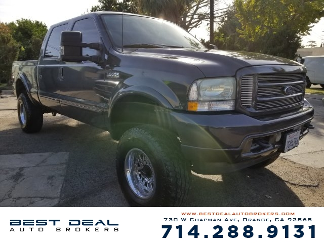 2003 FORD F-250 SUPER DUTY XLT