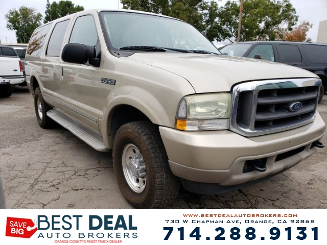 2004 Ford Excursion Limited 60L 4WD Front air conditioning - Array automatic climate control Re