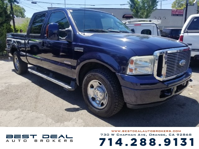 2006 Ford F-250 Super Duty Lariat 60L V8 Front air conditioning - automatic climate control Fr