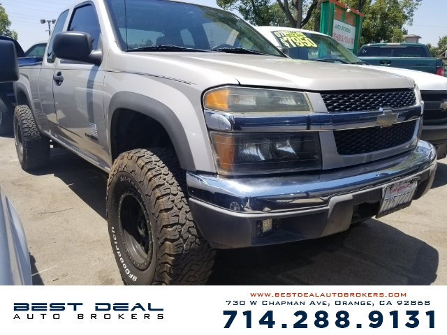2005 Chevrolet Colorado LS Z85 4x4 Front air conditioning - Array automatic climate control Fron