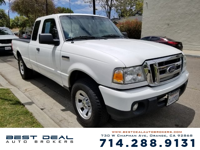 2011 Ford Ranger XLT Front air conditioning Front air conditioning zones - single Airbag deactiva