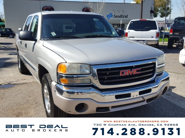 2007 GMC Sierra 1500 Classic SL2 4WD Crew-Cab Front air conditioning -  Front air conditioning zo