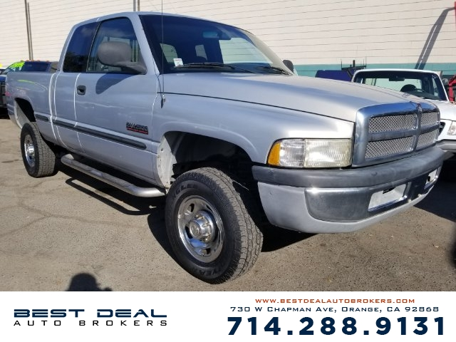 1999 Dodge Ram 2500 ST Hassle Free Financing we take trades hablamos espaolGreat Location