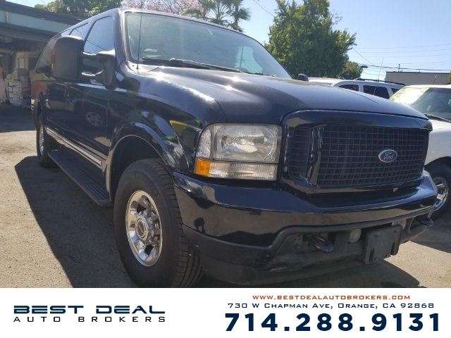 2004 Ford Excursion Limited Hassle Free Financing we take trades hablamos espaolGreat Loc