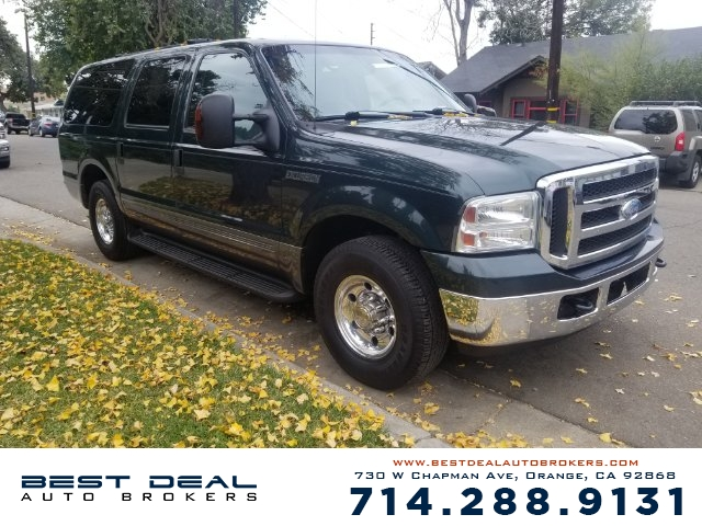 2005 Ford Excursion XLT Front air conditioning - Array automatic climate control Front air condit