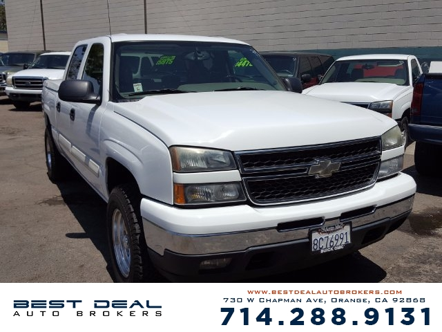 2006 Chevrolet Silverado 1500 4WD Crew-Cab Front air conditioning - automatic climate control Fro