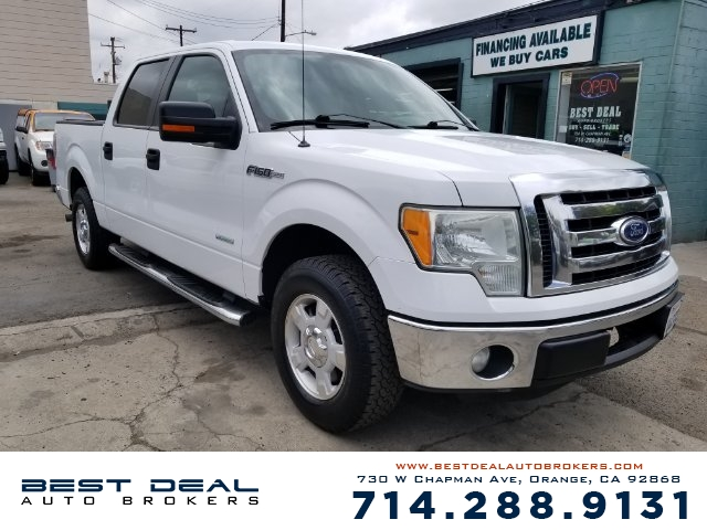 2011 Ford F-150 XLT Front air conditioning Front air conditioning zones - single Airbag deactiva