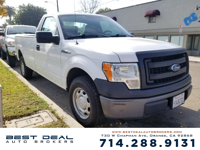 2013 Ford F-150 XL Front air conditioning Front air conditioning zones - single Airbag deactivat