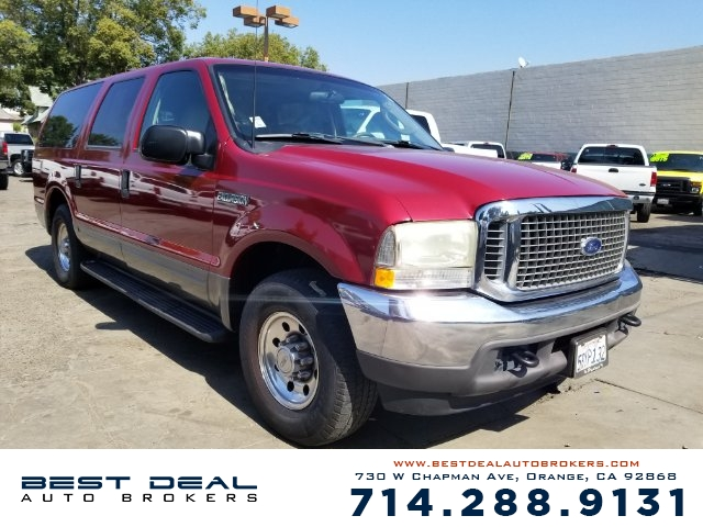 2003 Ford Excursion XLT Hassle Free Financing we take trades hablamos espaolGreat Locatio