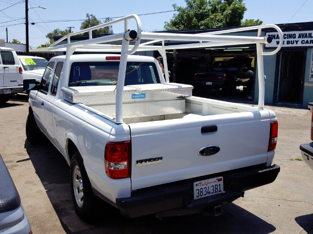 2011 FORD RANGER EXT-CAB
