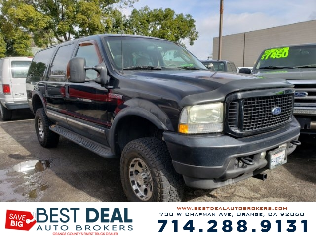 2003 FORD EXCURSION LIMITED 6.0L 2WD