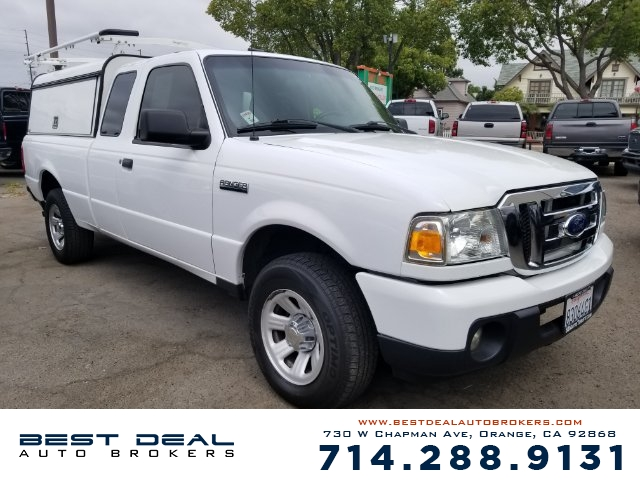 2011 Ford Ranger XLT Front air conditioning Front air conditioning zones - single Airbag deactiv
