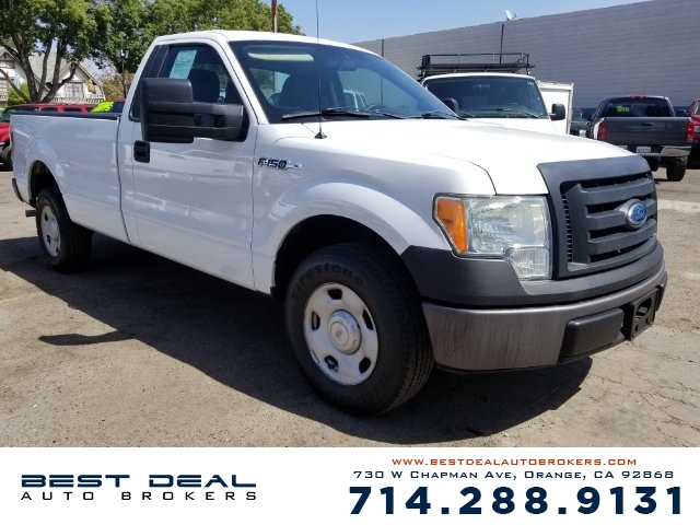 2009 FORD F-150 XL LONG BED