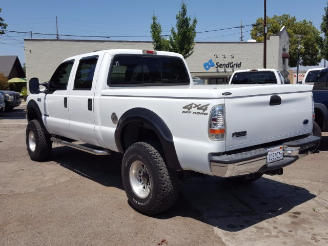 2000 FORD F-250 SUPER DUTY XLT 4WD DIESEL