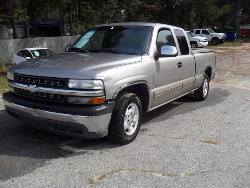 2002 CHEVROLET SILVERADO 1500 LS 4DR EXTENDED CAB 2WD L Runs great We can finance Tan 234000 m
