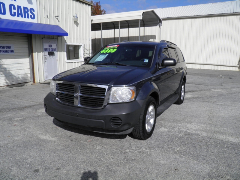 2008 DODGE DURANGO SXT 2WD Kelly Blue Book 5043 Our Price Only 400000 Save Over 1000 off Retai