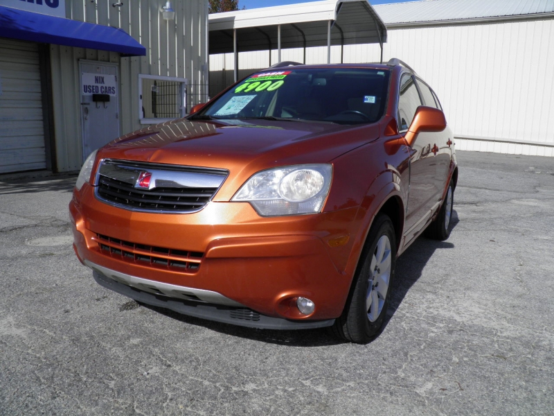 2008 SATURN VUE AWD V6 XR Kelly Blue Book 6145 Our Price Only 4900 Save Over 1200 off Retail SU