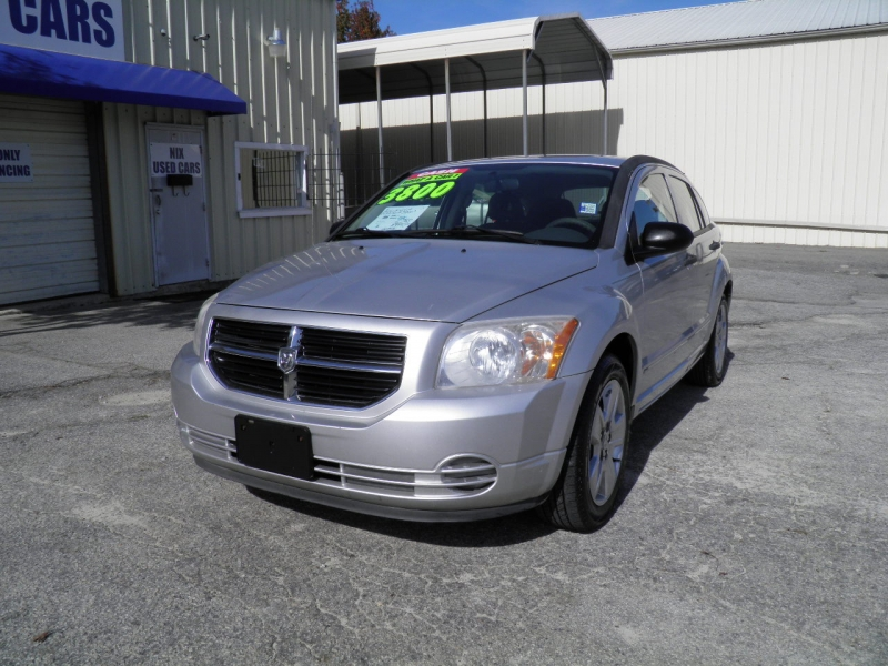 2007 DODGE CALIBER SXT Kelly Blue Book 4456 Our Price Only 3800 Save Over 600 off Retail BRIGHT