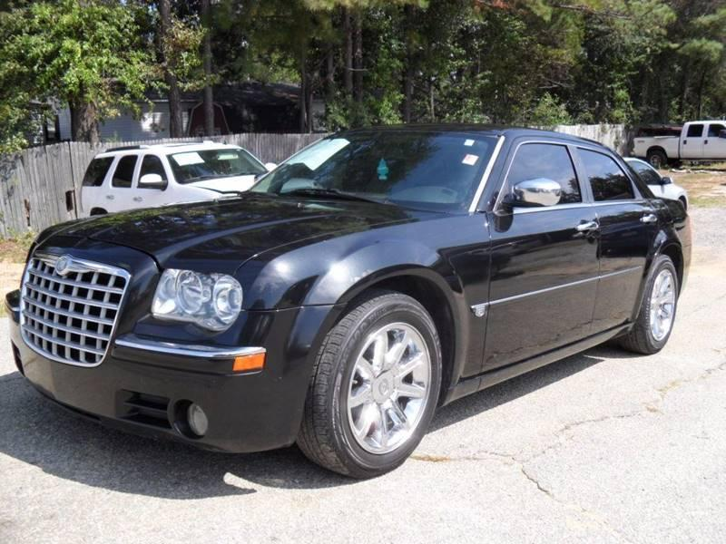 2006 CHRYSLER 300 C 4DR SEDAN Black 123871 miles Stock 365 VIN 2C3KA63H86H399470