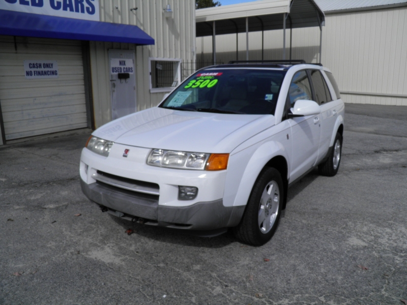2005 SATURN VUE FWD V6 Kelly Blue Book 3894 Our Price 3500 Power Sunroof A One Owner local New
