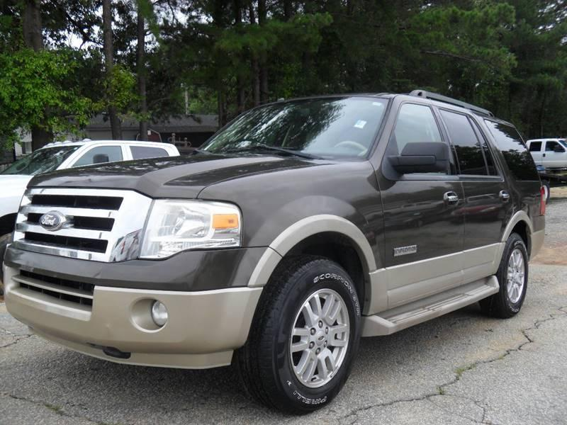2008 FORD EXPEDITION EDDIE BAUER 4X2 Brown 171521 miles Stock 288 VIN 1FMFU17588LA15955