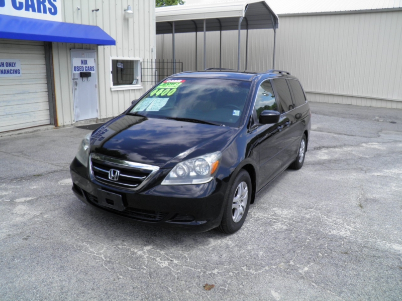 2007 HONDA ODYSSEY EX-L LOCAL 1 OWNER NEW HONDA TRADE IN WE HAVE DRIVEN THIS OVER 1200 MILES READY