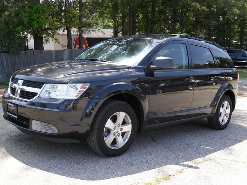 2009 DODGE JOURNEY SXT 4DR SUV Black 162844 miles Stock 327 VIN 3D4GG57V69T500871