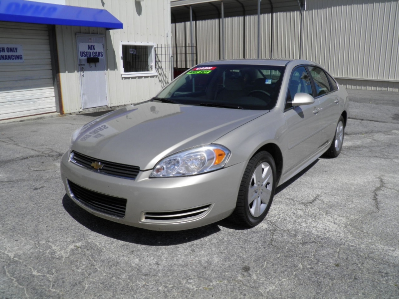 2010 CHEVROLET IMPALA LS Kelly Blue Book Retail 5524 Our Price Only 4000 Save over 1500 off Ret