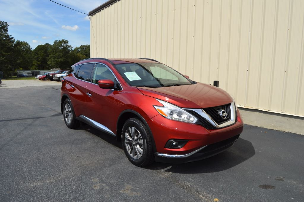2016 Nissan Murano  2016 Nissan Murano SV 35L V6 CLEAN SUV Power WindowsLocksSeat Steering