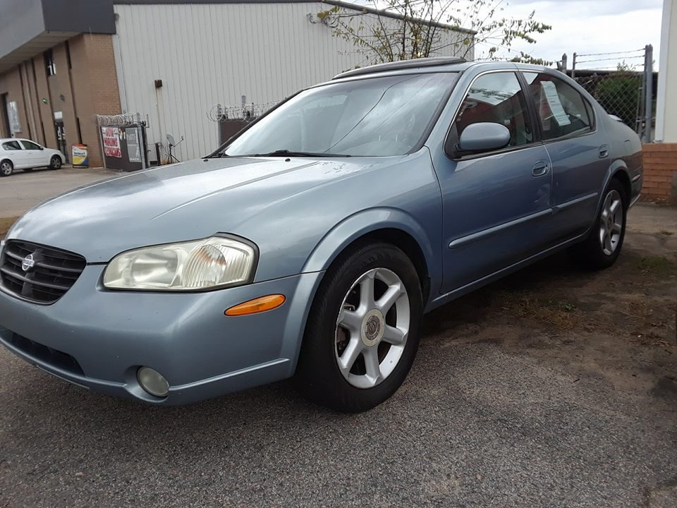 2000 Nissan Maxima GXESEGLE Engine is super strong  Tranny slips sometimes between first and se