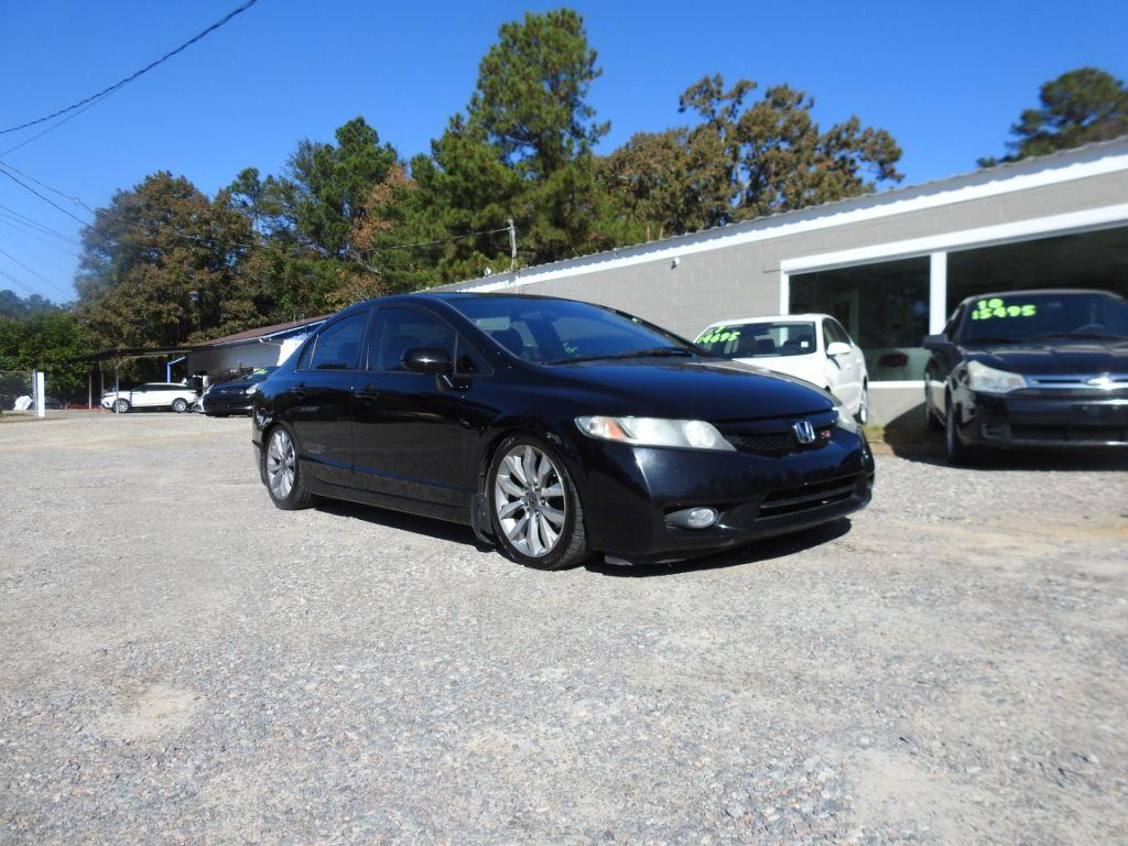 2011 Honda Civic  Black Stock 18241 VIN 2HGFA5E50BH700948