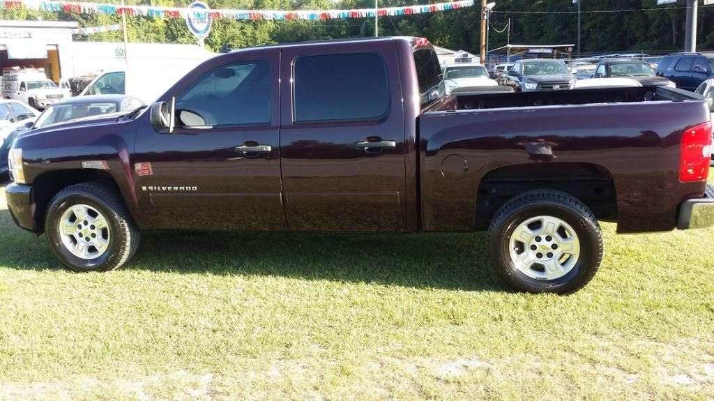 2008 Chevrolet Silverado 1500  Purple Stock 7668 VIN 2GCEC13C981304341