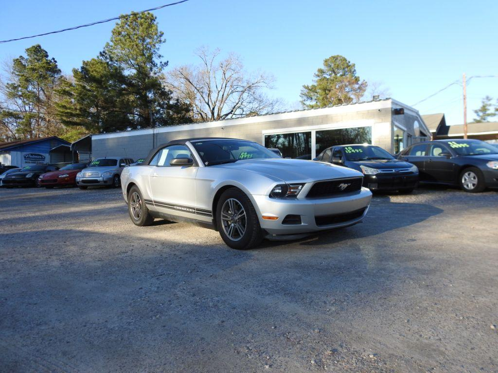 2012 Ford Mustang  Check out this beautiful Mustang It is a two door automatic convertibe with bl