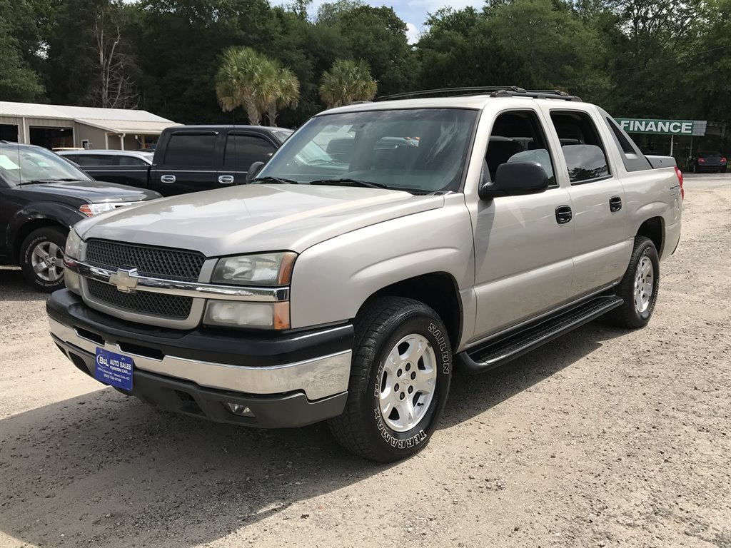 2004 Chevrolet Avalanche 1500 1950 DOWN Gold Stock 6584 VIN 3GNEC12T74G144633