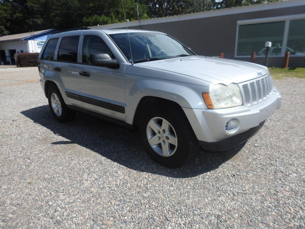 2006 Jeep Grand Cherokee  Silver Stock 18179 VIN 1J4GS48K86C135959