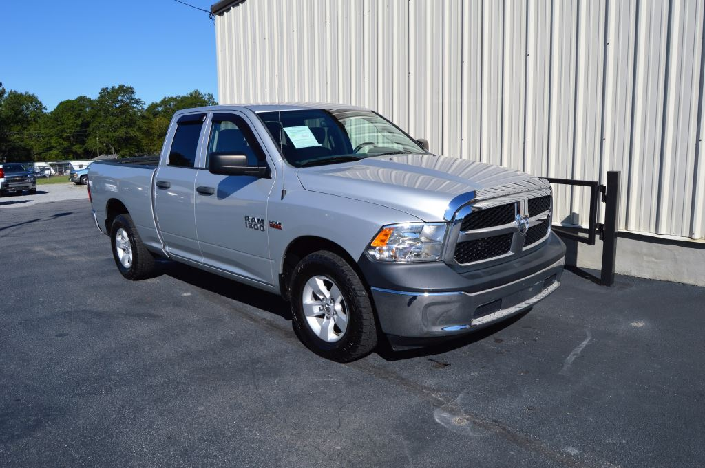 2014 RAM 1500  2014 Ram 1500 Tradesman Quad Cab 57L V8 Hemi CLEAN TRUCK Power WindowsLocks S